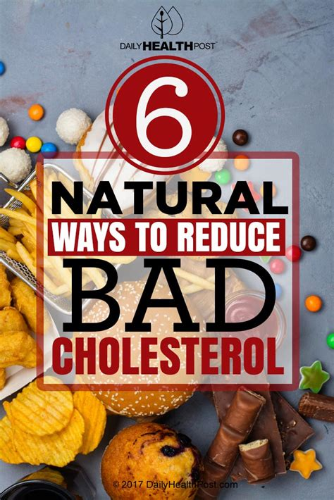 is there any alternative to drugs for lowering cholesterol picture 1