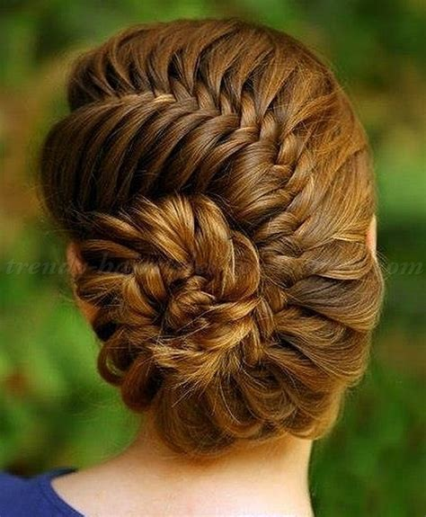 french braid on black hair picture 3