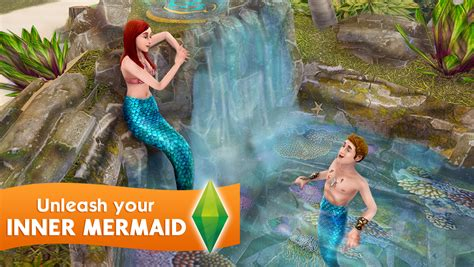 mermaid sims picture 5