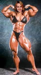 insanely huge female muscle morphs picture 2