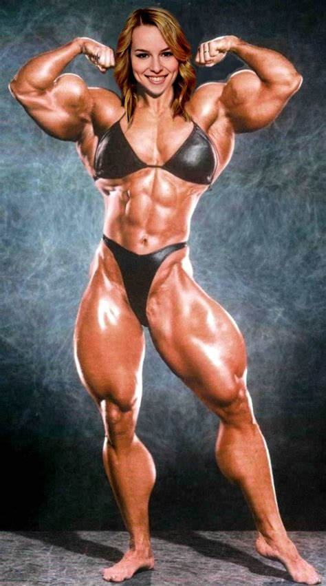 female muscle morphs on deviantart picture 2