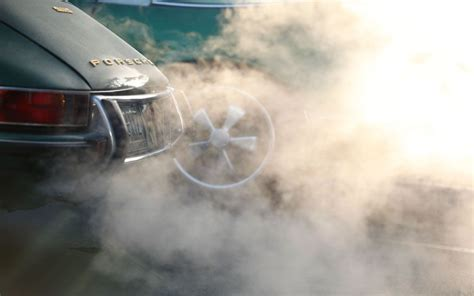 blue smoke out of tailpipe when start car picture 3