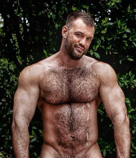 muscle bear hair picture 10