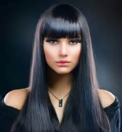 bangs on hair style picture 21