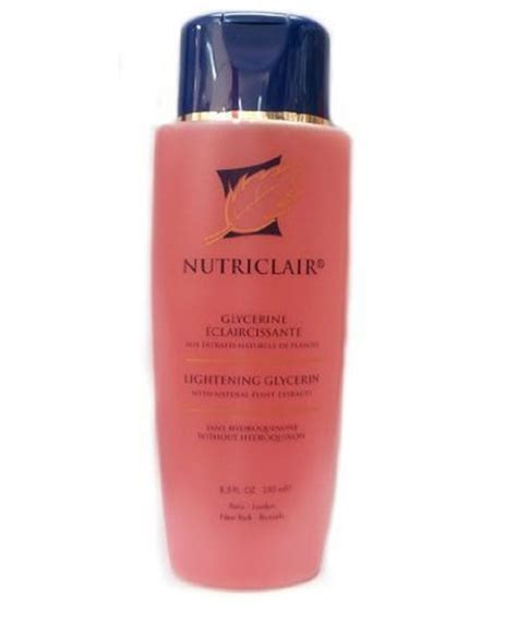 nutriclair lightening glycerin reviews picture 3