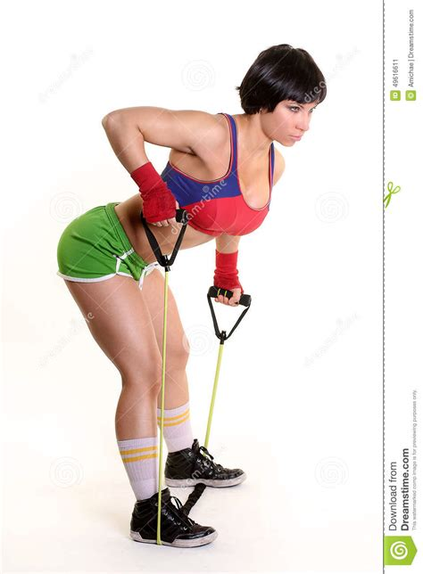 woman holding to stretch bladder picture 11