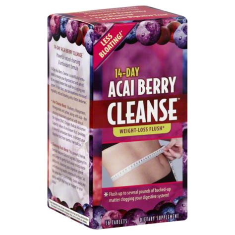 applied nutrition 14-day acai berry cleanse + 14-day picture 14