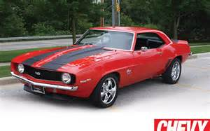 chevrolet muscle cars picture 11