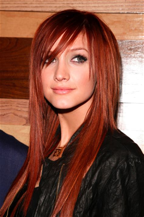 ashlee simpson hair style picture 14