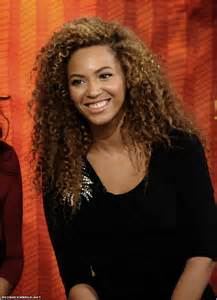 beyonce's hair picture 1