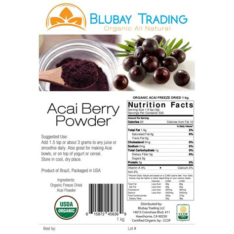 acai freeze dried picture 13