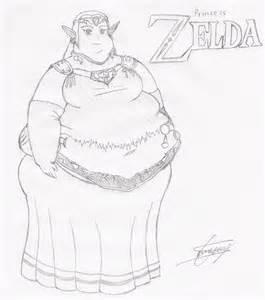 zelda weight gain picture 6