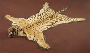 tiger skin rugs picture 9