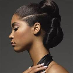 african american hair buns picture 10
