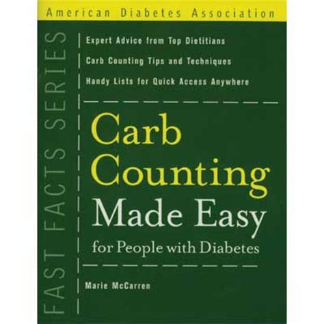 carb counting and diabetes book picture 3