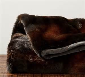 faux bear skin blanket picture 7