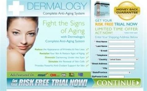 free anti aging flyer picture 15