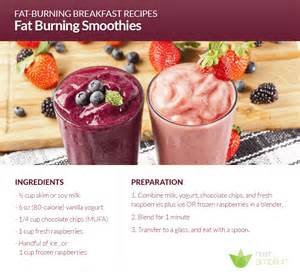 fat burning smoothes picture 6