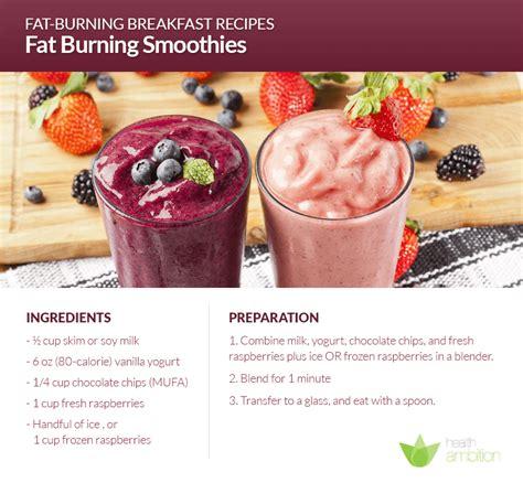 fat burning breakfast menu picture 7