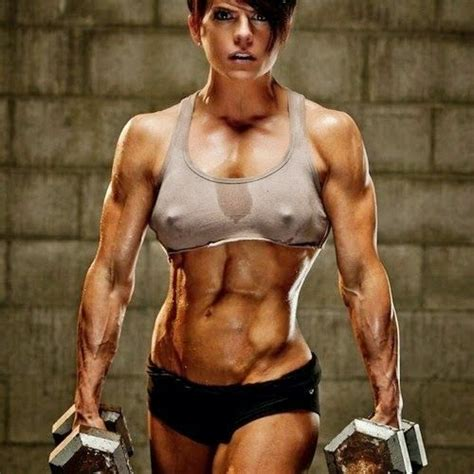 world of female muscle picture 15