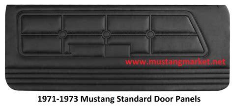 73 mustang door skin picture 10