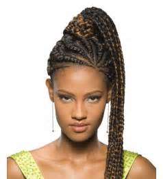 african ponytail hair styles picture 11