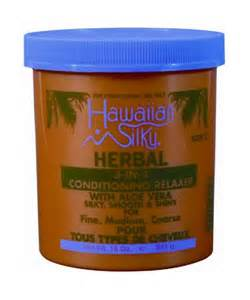 hawaiian silky herbal 3 in 1 relaxer review picture 3