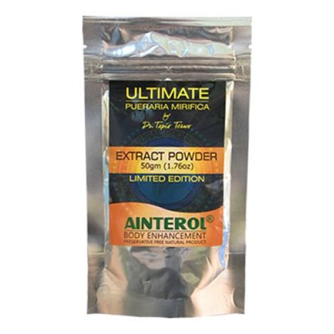 ainterol pueraria mirifica for sissy men picture 12