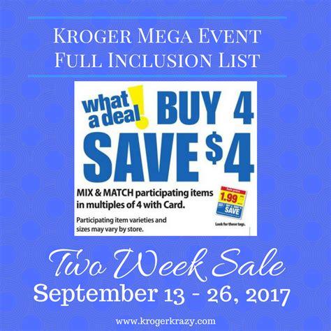 kroger $4 generics list 2017 picture 3