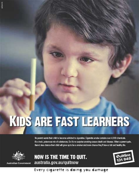 kids helping parents to stop smoking picture 3