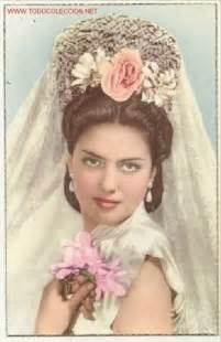 spanish mantilla wedding hair combs picture 7