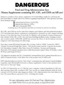 dangers of dietary supplements picture 11