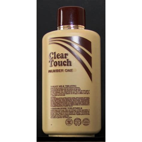 clear touch cream picture 2