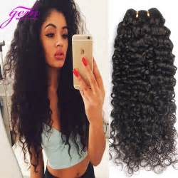 cheap 'yaky deep wave weave hair picture 13