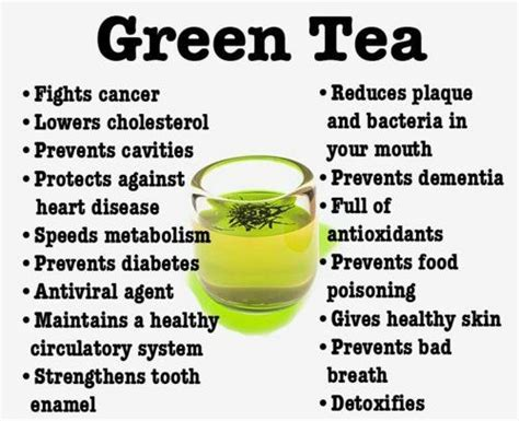 does green tea helps a women libetol picture 2