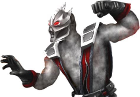 mortal kombat armageddon character info. human smoke picture 2