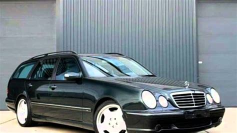 w210 2001 mercedes benz amg picture 9