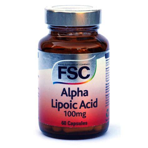 alpha lipoic acid remedies picture 2