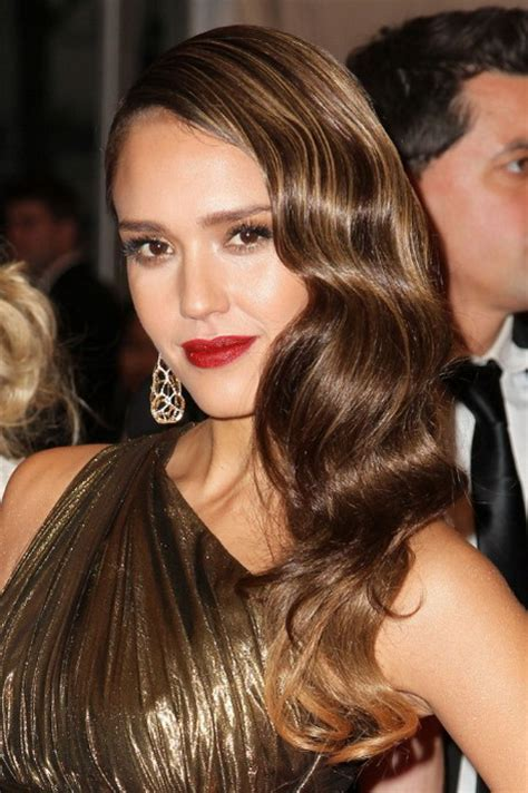 smooth sleek sexy glam prom hair picture 6
