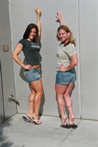 extremely muscular women picture 6