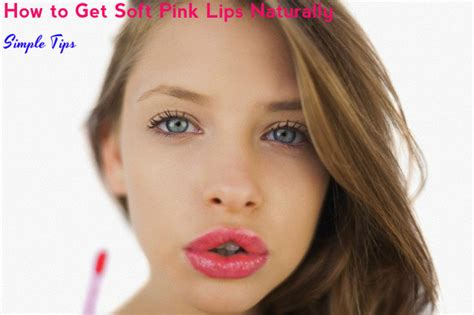 causes of pink lips picture 11