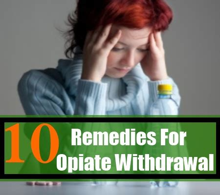 opiate chills herbal cures picture 1