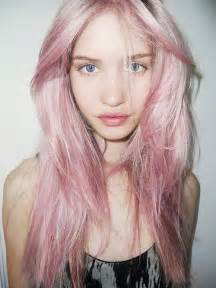 pink hair dye picture 1