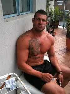beautiful hairy muscle men picture 18