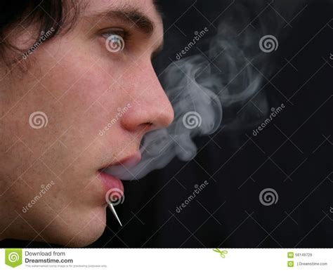 blowing smoke out of pics picture 1