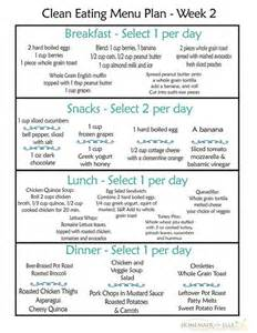 free on line easy diet menus picture 5