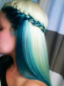 colored hair styles picture 11