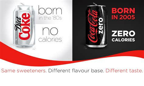 what is the difference between diet coke and picture 4