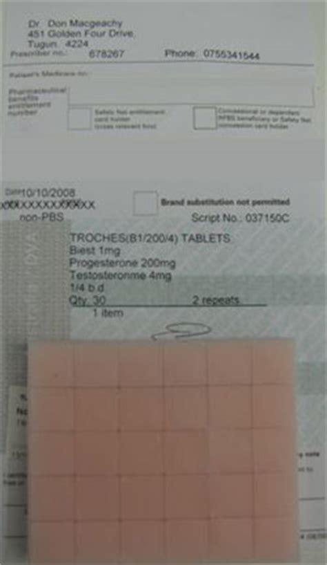 testosterone troche picture 3