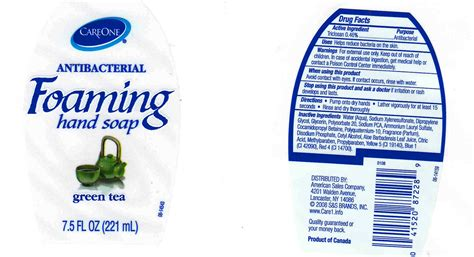 fine care antibacterial hand soap ingredients picture 10